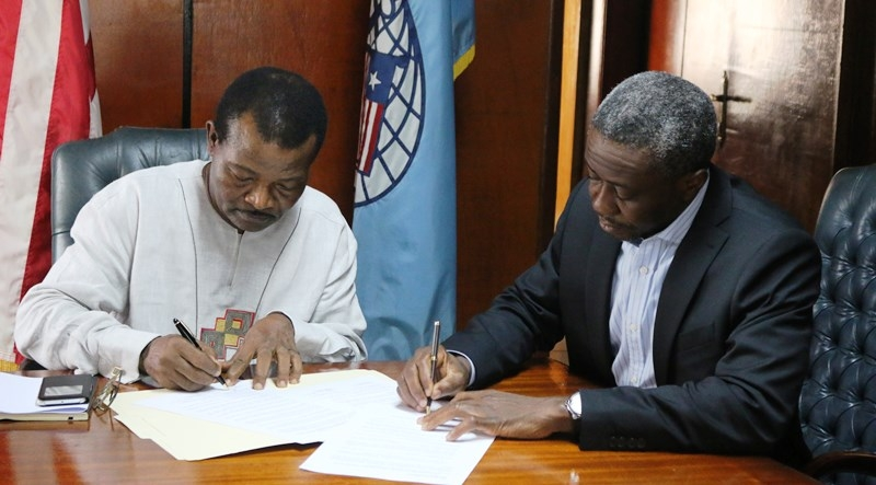 ILiMA and MoA Sign Joint Communique